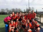 HCHN dames 1 zoekt trainer/coach